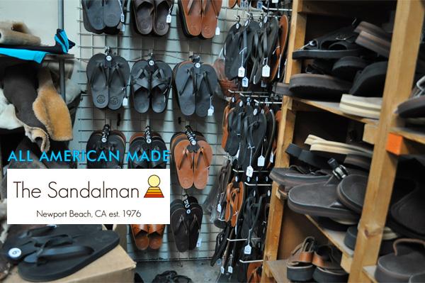 The Sandalman
